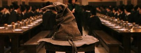 Godric Gryffindors Sorting Hat