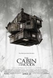 Movie poster: The Cabin in the Woods