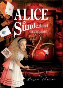 Book cover: Alice in Sunderland