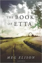 Book cover: The Book of Etta - Meg Elison (a road winding away towards the horizon)