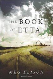 Book cover: The Book of Etta - Meg Elison (a road winding away towards the horizon)