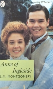 Book cover: Anne of Ingleside - L M Montgomery (a happy Anne and Gilbert from the 90s tv show)