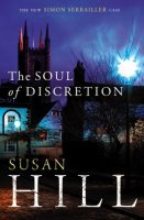 Book cover: The Soul of Discretion - Susan Hill an English church town at night