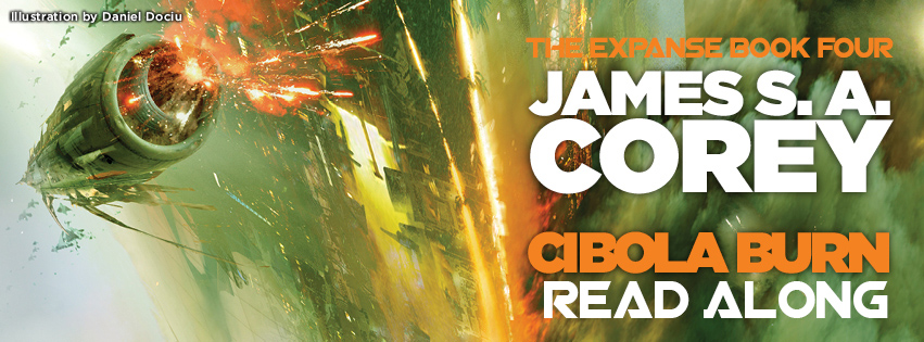 The Expanse Read-along: Cibola Burn – Week 3