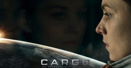 Cargo: outside, you're all alone (movie still)