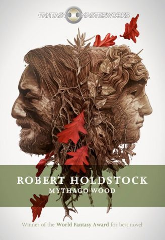 Book cover: Mythago Wood - Robert Holdstock