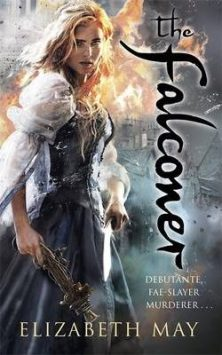 Book cover: The Falconer - Elizabeth May