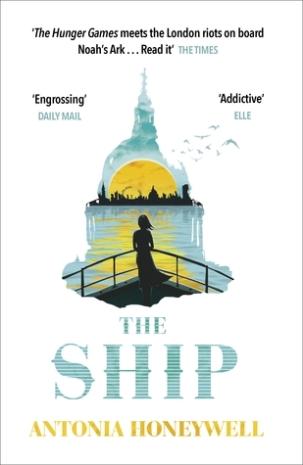 Book cover: The Ship - Antonia Honeywell