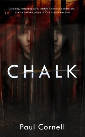 Book cover: Chalk - Paul Cornell