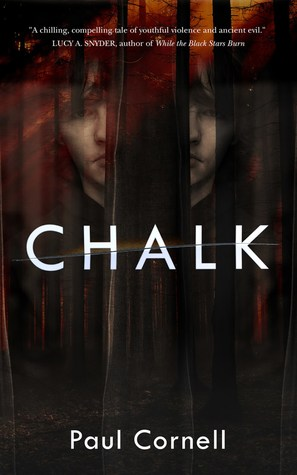 Book cover: Chalk - Paul Cornell