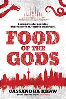Book cover: Food of the Gods - Cassandra Khaw