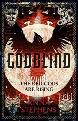 Book cover: Godblind - Anna Stephens