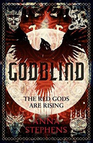Book cover: Godblind - Anna Stephens