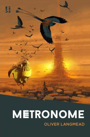 Book cover: Metronome - Oliver Langmead
