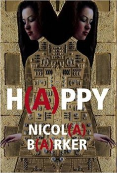 Book cover: HAPPY - Nicola Barker