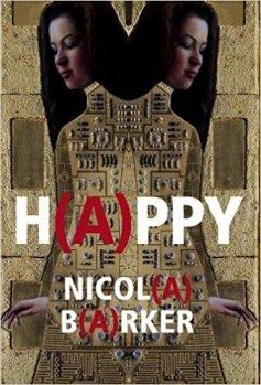 Book cover: HAPPY - Nicola Barker