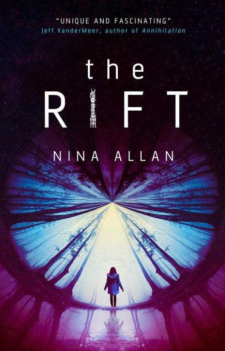 Book cover: The Rift - Nina Allan