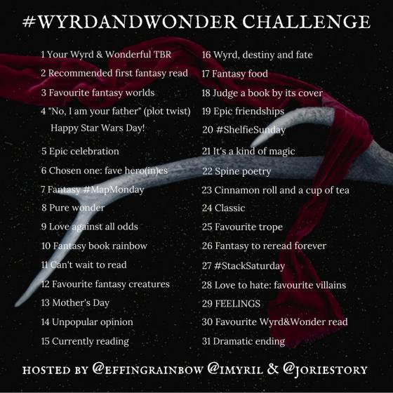 Wyrd & Wonder Photo Challenge