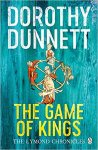 Book cover: The Game of Kings - Dorothy Dunnett