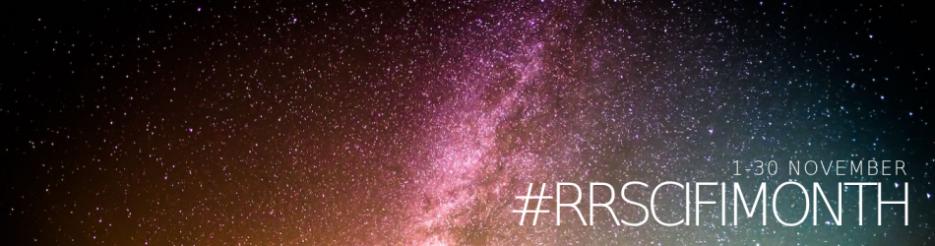 #RRSciFiMonth 1-30 November