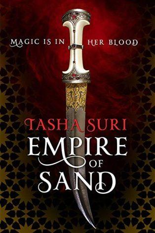 Book cover: Empire of Sand - Tasha Suri