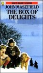 Book cover: The Box of Delights - John Masefield (BBC TV series cover)