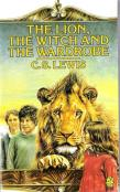 Book cover: The Lion The Witch and the Wardrobe - C S Lewis