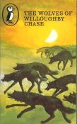 Book cover: The Wolves of Willoughby Chase - Joan Aiken