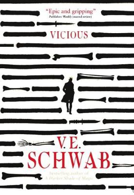 Book cover: Vicious - V E Schwab