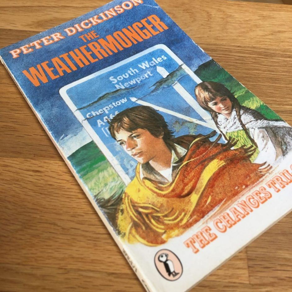 Book: The Weathermonger by Peter Dickinson
