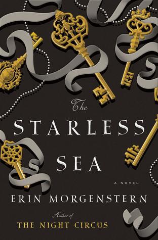 Book cover: The Starless Sea - Erin Morgenstern