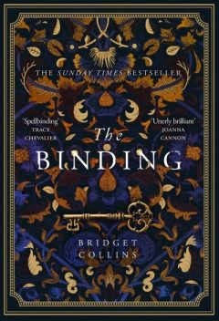 Book cover: The Binding - Bridget Collins