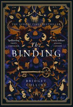 Book cover: The Binding - Bridget Collins