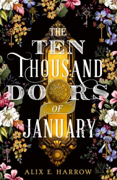 Book cover: The Thousand Doors of January - Alix E Harrow