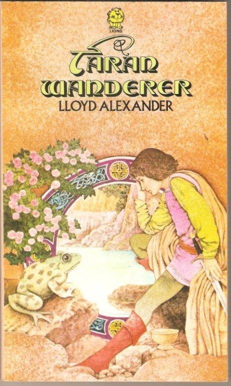 Book cover: Taran Wanderer - Armada Lions edition