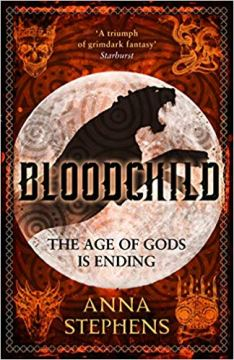 Book cover: Bloodchild - Anna Stephens