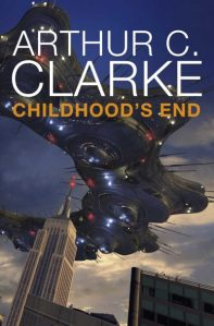 Book cover: Childhood's End - Arthur C Clarke