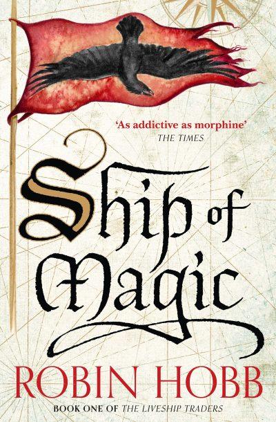 Book cover: Ship of Magic - Robin Hobb