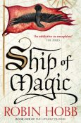 Book cover: Ship of Magic - Robin Hobb