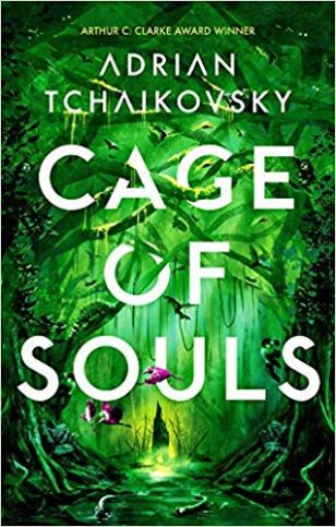 Book cover: Cage of Souls - Adrian Tchaikovsky