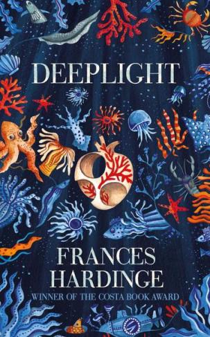 Book cover: Deeplight - Frances Hardinge