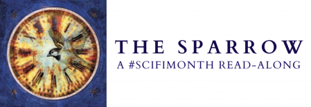 Banner - The Sparrow: A SciFiMonth Read-along