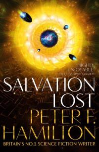 Book cover: Salvation Lost - Peter F Hamilton