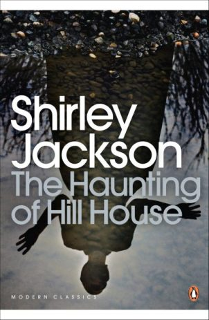 Book cover: The Haunting of Hill House - Shirley Jackson