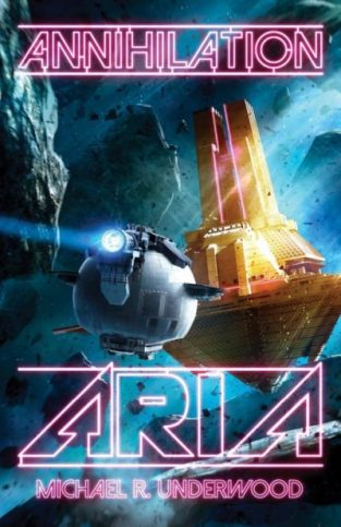 Book cover: Annihilation Aria
