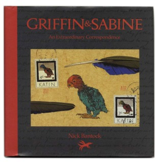 Book cover: Griffin & Sabine