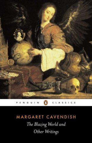 Book cover: The Blazing World - Margaret Cavendish