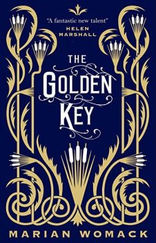 Book cover: The Golden Key - Marion Womack
