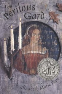 Book cover: The Perilous Gard - Elizabeth Marie Pope