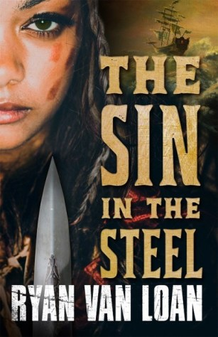 Book cover: The Sin in the Steel - Ryan van Loan
